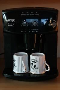 Le système de la machine à café